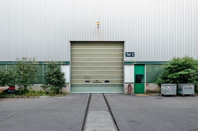 bramy przemysłowe