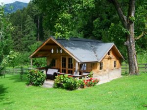 dwuspadowe domki ogrodowe