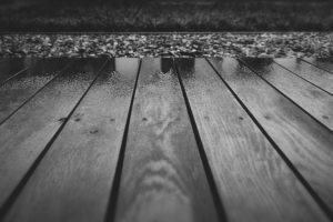 drewniane tarasy